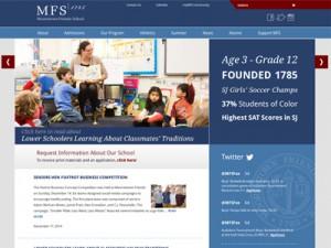 Responsive Web Design for MFS