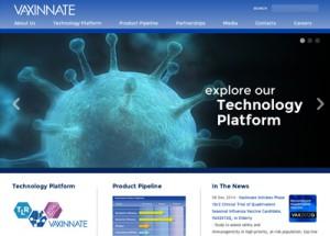Responsive Web Design for VaxInnate