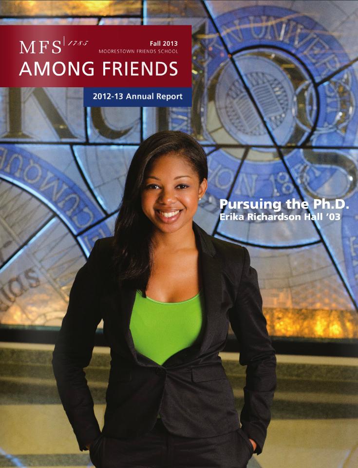 Among Friends Magazine 1