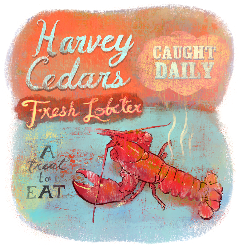 Harvey Cedars Lobster