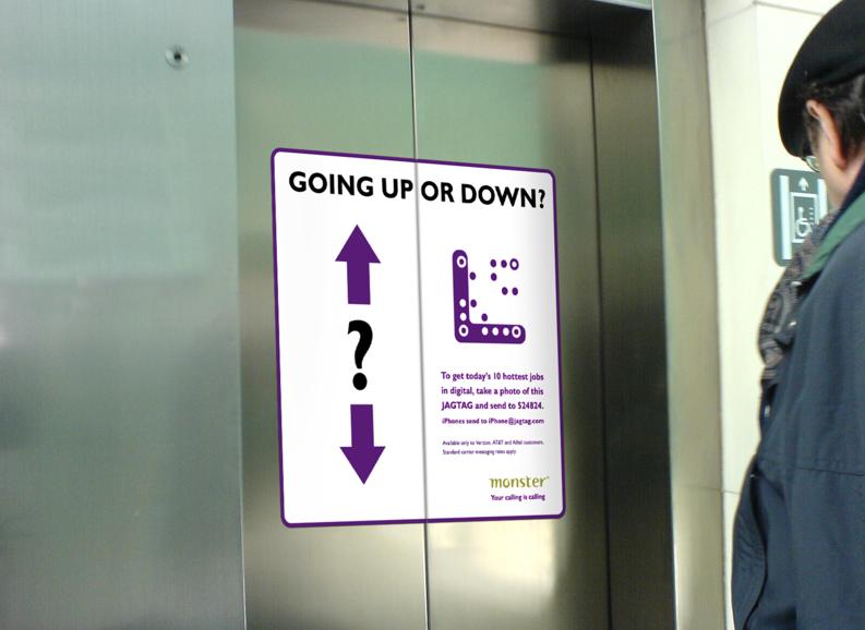 JagTag Elevator