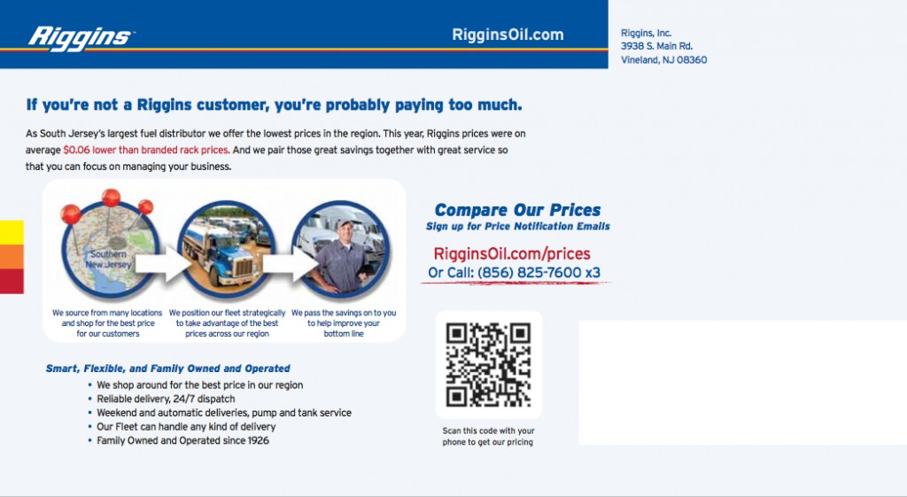 Riggins Direct Mail 6