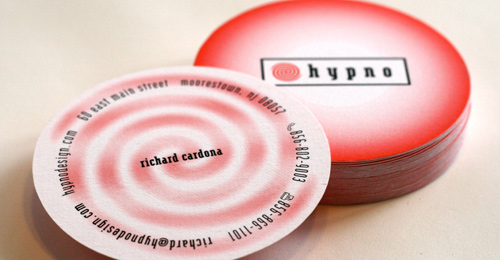 hypno business cards circle2