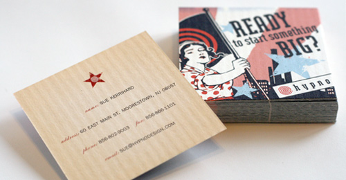 hypno business cards readytoStart