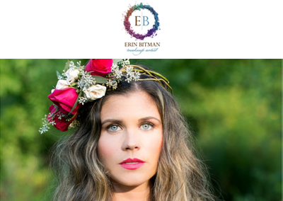Website for Makeup Artist