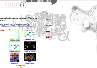 hypno website design in 2000-d