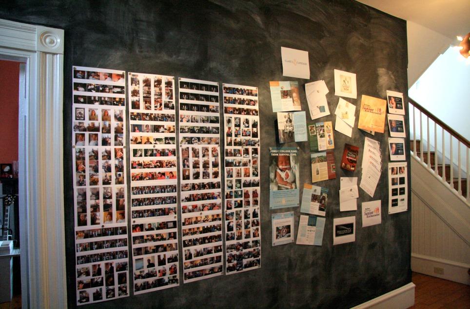 Hypno Design creative wall