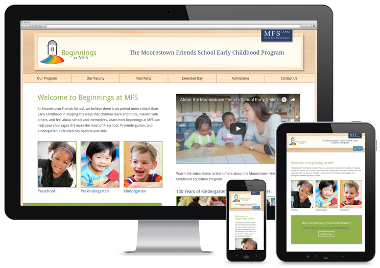 website for education non profit organization