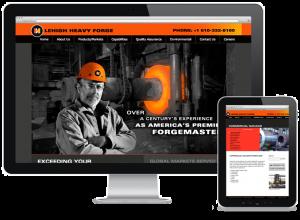 LH-Forge-Web-Design