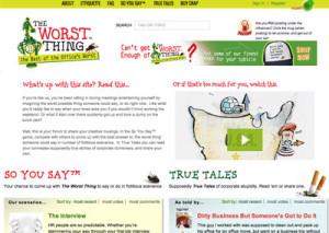 Philadlephia Website Design for entertainment company