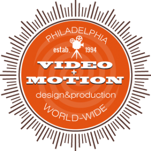 video production and motion graphics