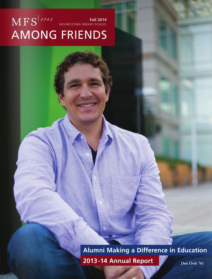 Among Friends Magazine 4