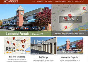 philadelphia website design for Philly real estate company