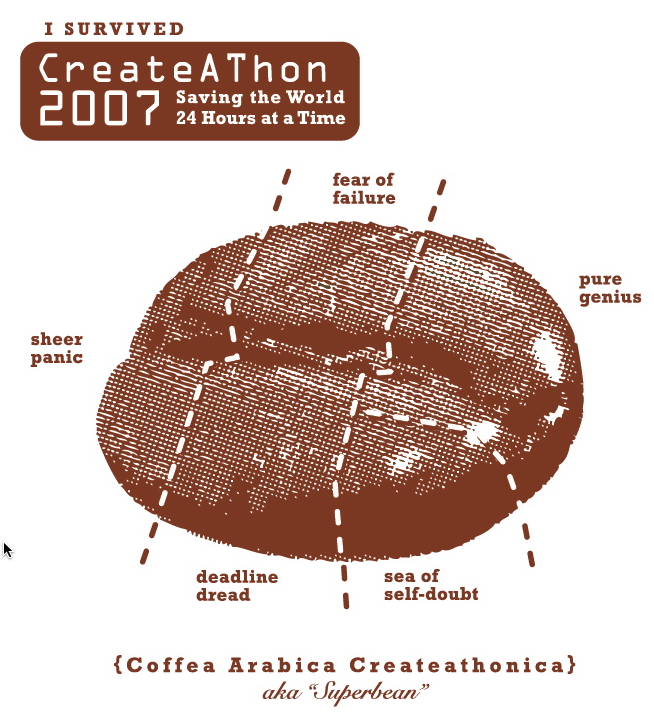 CreateAthon 2007