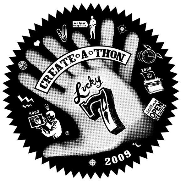 CreateAthon 2009