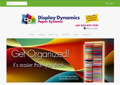 e-Commerce Website for Manufacturer