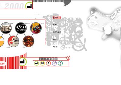 hypno website design in 2000-a