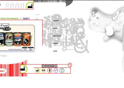 hypno website design in 2000-b