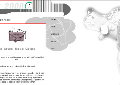 hypno website design in 2000-f