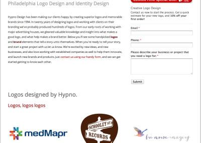 hypno website design in 2013-b