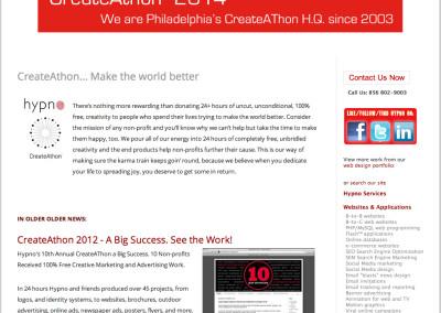 hypno website design in 2013-d