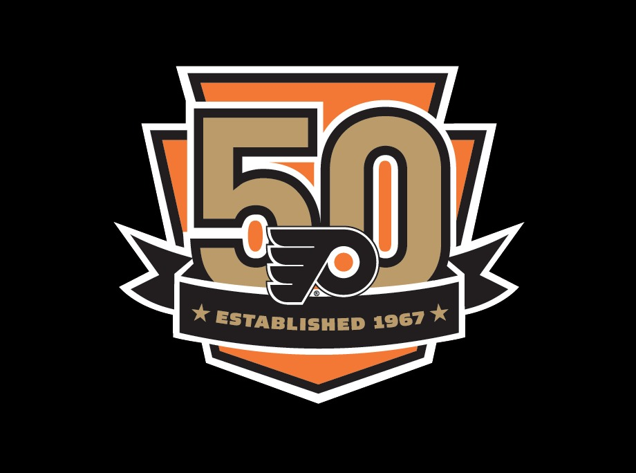 Philadelphia Flyers 50th Anniversary
