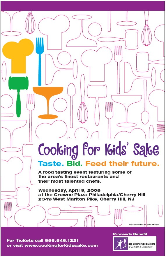 Cooking for Kids Sake