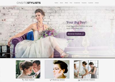 Website Design Beauty
