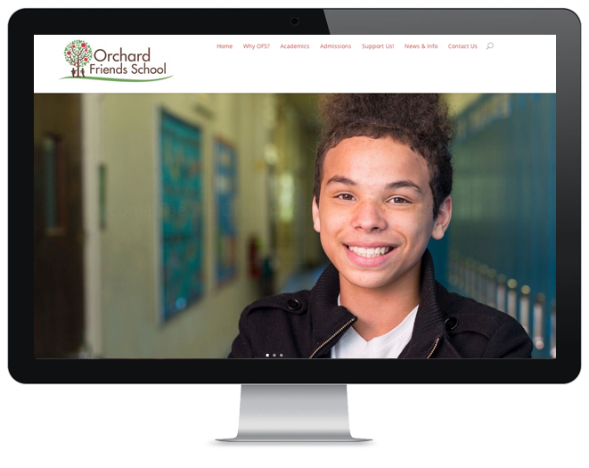 Education website design south jersey